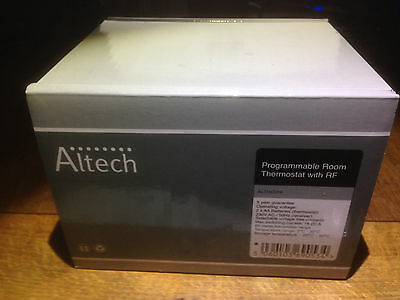 Altech ALTHC014 Thermostat d'ambiance programmable sans fil