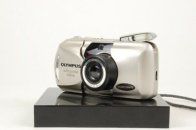 Olympus Stylus Epic Zoom 80 QuartzDate 35mm Point and Shoot Camera #5188964