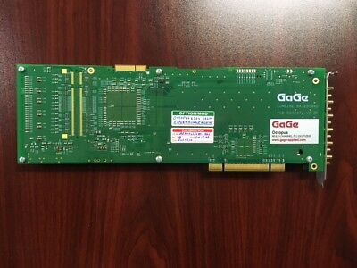 Gage Octopus 8 Channel PCI Digitizer 8384