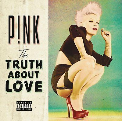 P!nk - Pink - The Truth About Love (2012)  CD  NEW/SEALED  SPEEDYPOST