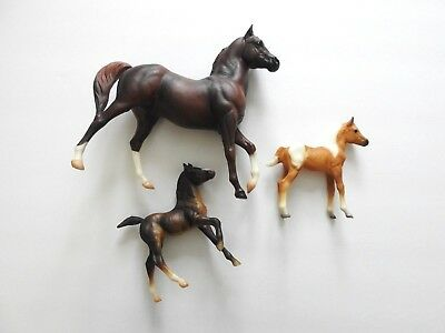 Breyer Model Horse Figurine Lot of 3 Horses - Usually ships within 12 hours!!!