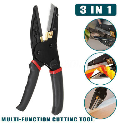 Multi-Function 3 In 1 Pliers Power Cut Cutting Tool With Built-In Wire Cutter US