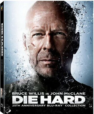 Die Hard: 25th Anniversary Collection  Blu-ray