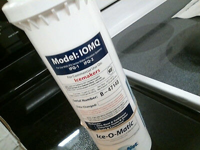 Ice-O-Matic - IOMQ - Replacement Water Filter Cartridge For Ice Machines