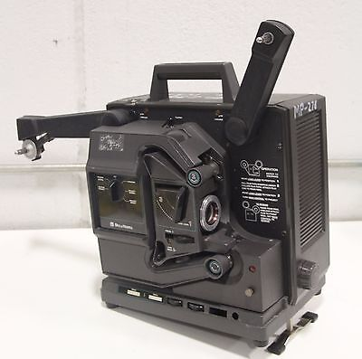 Vintage Bell & Howell 16mm Filmosound Film & Sound Projector 2580A 2580 #1