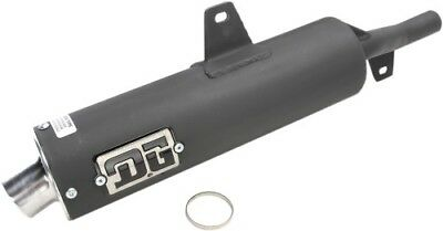 DG Performance Utility Series RCM II Slip On Exhaust Steel Muffler 051-6400