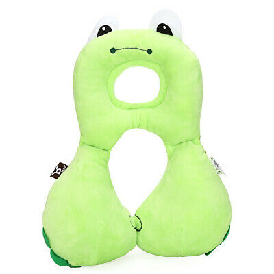 1-4Y Baby Lovely Animal Pillow Child Car Seat Nursing U Headrest Neck Back Prote