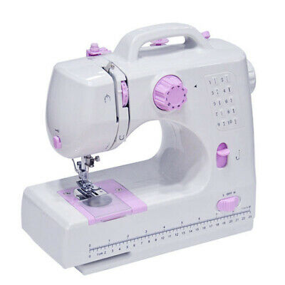 8 Stitches Multifunction Electric Overlock Sewing Machine Household Sewing Tool