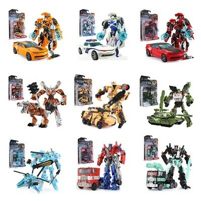 MINI Transformation Transformer Cool Robot Cars Classic Toys Kids Child Gifts