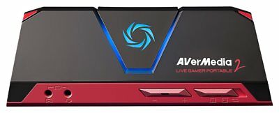 AVerMedia Live Gamer Portable 2, Full HD 1080p60 Recording Without PC Directly &