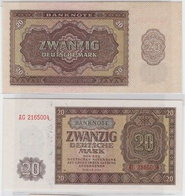 20 Mark Banknote DDR Deutsche Notenbank 1948 (121990)
