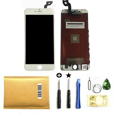 "For iphone 6s plus 5.5"" LCD screen replacement digitizer assembly display white"