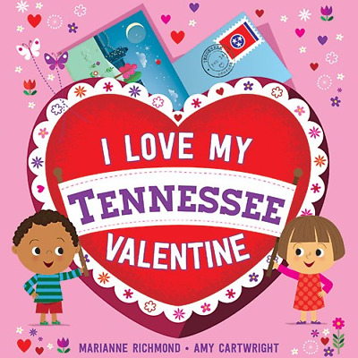 I Love My Tennessee Valentine, Board book