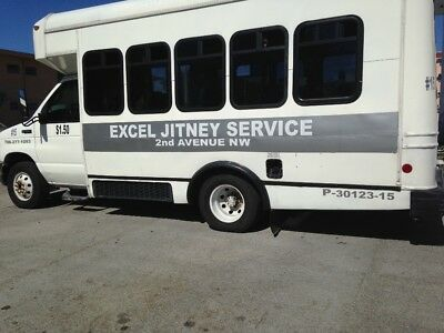 2004 Ford E-Series Van Fords Bus