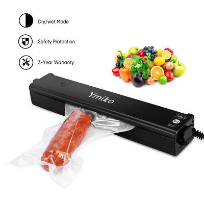Electric Vacuum Sealer System  Foodsaver Machine Fresh Food Saver Storage Bags