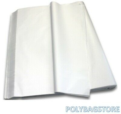 """WHITE TOP QUALITY COLOURED TISSUE PAPER ACID FREE  750mm x 500mm (20"""" x 30"""")"""