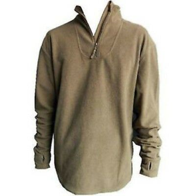 British Army Mtp Pcs Thermal Undershirt Cold Weather Fleece Issued Surplus