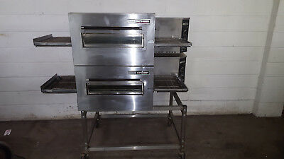 Lincoln Impinger Double Stack 1133 Pizza Conveyor Ovens 240v Tested