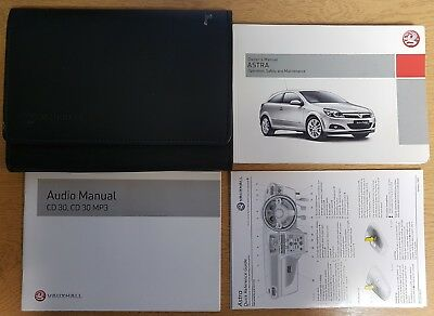vauxhall astra h owners manual audio handbook book pack wallet 05 rh picclick co uk holden astra 2004 owners manual pdf holden astra 2004 owners manual pdf