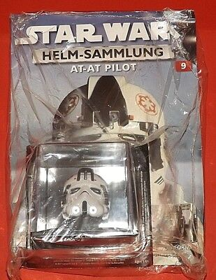 STAR WARS Helmsammlung AT-AT Pilot #09 2017 DeAgostini+Magazin