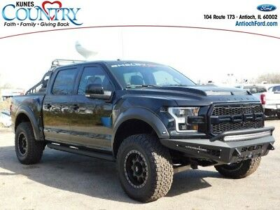 2017 Ford F-150 Raptor 2017 Ford F-150, Shadow Black with 33 Miles available now!