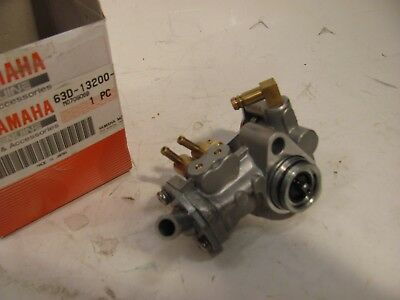Yamaha 63D-13200-00 Oil Injection Pump Assembly