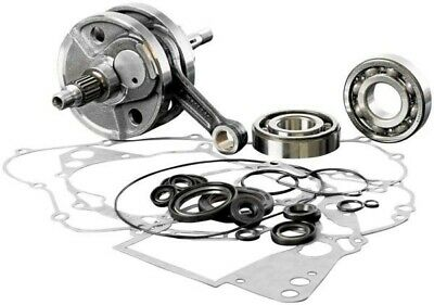 Wiseco (KTM 65SX 09-17) Crank Crankshaft Complete Bottom End Rebuild Kit WPC161B