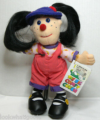 "Big Comfy couch Loonette doll w/ hang tag 9""H 1997"