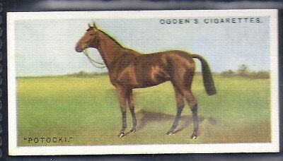 Ogdens-Derby Entrants 1928-#37- Horse Racing - Potocki