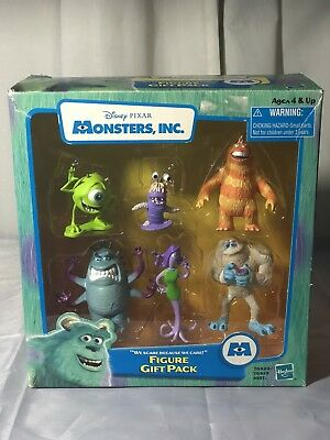 Disney's Monsters Inc, Figure Gift Pack Mike Pixar 2001 Hasbro #76820