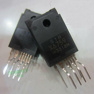 10 Pcs STRX6759 STRX6759N STR-X6759 Inregrated Circuit