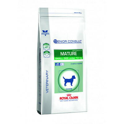 Croquettes Royal Canin Veterinary Care Consult Mature Small Dog Sac 3,5 kg
