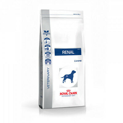 Croquettes Royal Canin Veterinary Diet Renal pour chiens 12 boîtes 420 g
