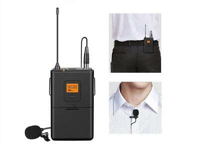 FIFINE K037 Office U-segment Wireless Microphone Lapel Clip Mic Voice Amplifier