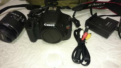 Canon Rebel T3i EOS 600D Digital Camera 18.0MP/18-55mm Lens