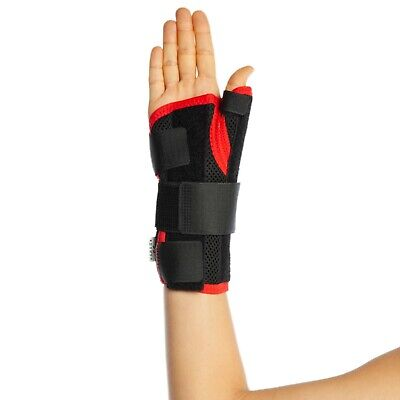 Wrist Support with Thumb Splint Hand Brace Helps Carpal Tunnel Syndrome Tendonit