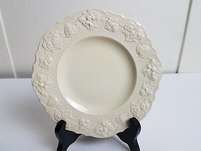 """Lot of 8Crown Ducal Dark Cream Bread and Butter Plates 6"""" Used COL-10"""