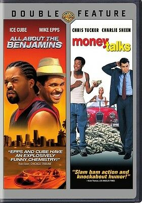 All About The Benjamins / Money Talks (DVD,2017)