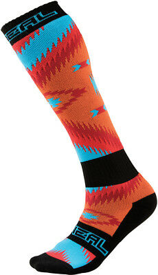 O Neal Oneal Pro MX Print Sox - Native - 0356-735 - Offroad Motocross Socks