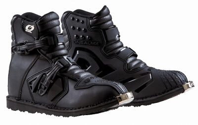 O'Neal Shorty Riders Boots Black Size 11 0344-011