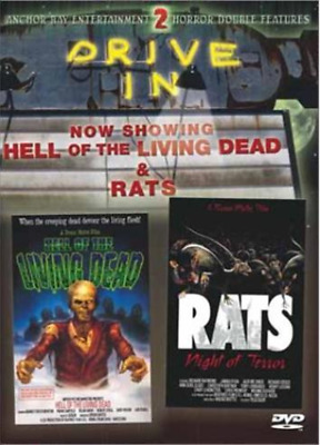 Hell of the Living Dead/Rats: Night of Terror-Double Feature-DVD
