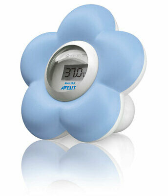 Avent Digital Bath and Bedroom Thermometer (Blue)