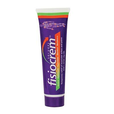 60g Fisiocrem Solugel Muscle Joint Pain Gel Arnica Hypericum Calendula Extracts