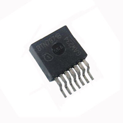 5 Pcs BTN7971B TO-263 High Current PN Half Bridge