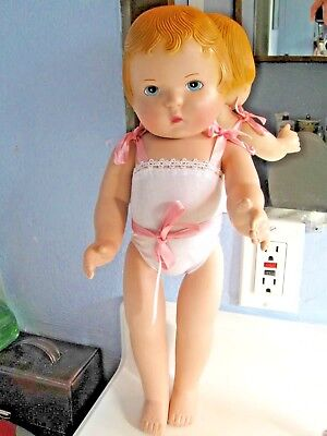 "Daisy Kingdom Doll 17""  Pansy 1991"