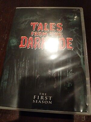 TALES FROM THE Darkside Complete Dvd Series - $16 78 | PicClick