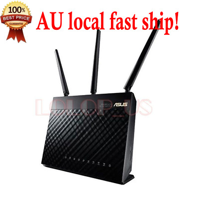Brand New Asus RT-AC68U Dual Band Wireless AC1900 Gigabit Router- AU STOCK