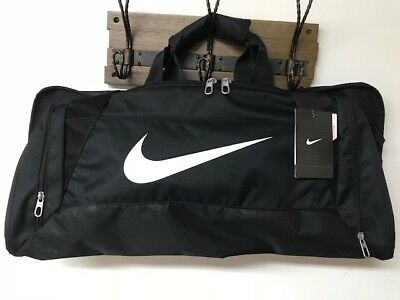 626b4afa68db NWT Nike Brasilia 6 Medium Gym Duffel Bag Adjustable Strap BA4829 Various  Colors