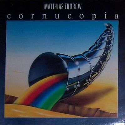 Matthias Thurow - Cornucopia - Vinyl LP