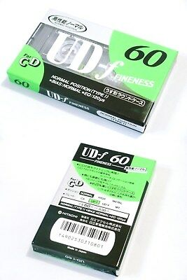 One(1) HITACHI cassette tape UD-f 60 Japan version Perfect condition